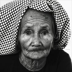 Old woman by -clicking-, via Flickr