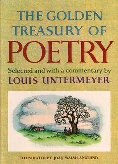 My favorite book of poetry as a child. I still have a copy.