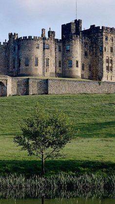 Alnwick Castle, Alnwick, Northumberland