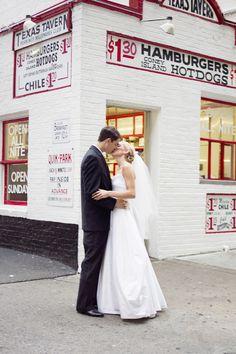 Texas Tavern Wedding Photo   Todd + Grace #Roanoke, VA #Wedding Photographer Holly Cromer #TexasTavern