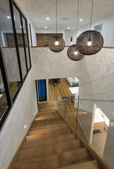 :: THE AVENUE :: Gallery :: Big House Little House :: Residential Building Design, Big Houses, Modern Kitchen Design, Stairs, Ceiling Lights, Furniture, Desk, Gallery, Home Decor