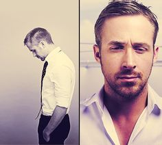 Ryan Gosling- I can't get enough