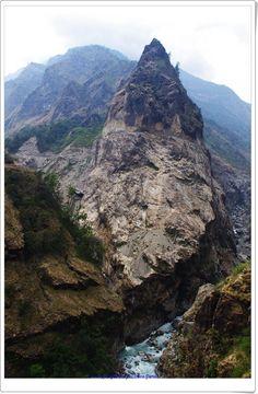 Im dalej pójdziemy, tym lepiej siebie poznamy, czyli nasz trekking dookoła Annapurny - część 1 ...   Życie i podróże Nepal, Trekking, Grand Canyon, Water, Travel, Outdoor, Gripe Water, Outdoors, Viajes