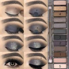 There is nothing more versatile than eye makeup. Are you one of those who thinks that knows nothing about makeup? Then you have come to the right place! #makeup #makeuplover #makeupjunkie #eyemakeup #makuptips