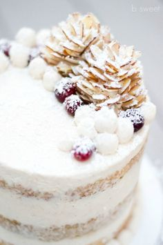 Eggnog Cake Rum Cake     * 1 1/4 cup all purpose flour     * 3/4 cup granulated sugar     * 1/2 tsp baking powder     * 1/4 tsp baking soda     * a pinch of salt     * 5 tablespoons butter, melted      * 1/4 cup buttermilk     * 1/4 cup dark rum     * 1 tablespoon vegetable oil     * 1 teaspoon vanilla bean paste      * 3 egg yolks      * 2 egg whites  rum sauce      * 4 tablespoons butter     * 1/4 cup water      * 1/3 cup sugar     * 1/4 cup dark rum  Preheat the oven to 350 degrees…