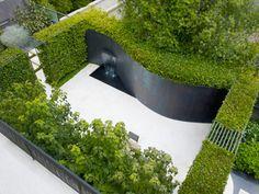 Love this Backyard garden.