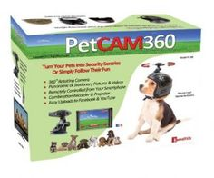 Pet Cam Security Video Camera