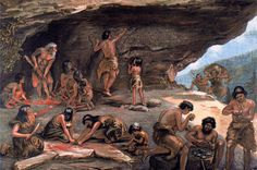 Language and Spiritual culture in Old stone age Ancient Rome, Ancient History, Art History, Old Stone, Stone Age, Paleolithic Period, Italy Culture, Prehistoric World, Historical Pictures