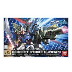 PERFECT STRIKE GUNDAM. Price:541.06 THB. Model series:HG GUNDAM SEED. Scale:1/144