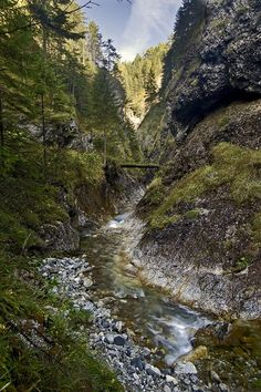 Juráňová dolina Rivers Of Living Water, Bratislava, Carpathian Mountains, Central Europe, Natural Wonders, Cool Pictures, Nature Photography, Beautiful Places, Scenery