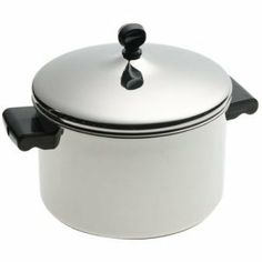 Farberware Classic 50004 Saucepan-1 gal Sauce Pot, Lid-by FARBERWARE ELECTRICS by Farberware. $41.71. This piece of cookware was one of the first I bought for my new kitchen. M. y mother owned one for as long as I can remember and it's never failed.. Farberware Classic 50004 Saucepan.. rom boiling water for pasta to creating flavorful stews it's always been a go to item in the kitchen. I. 've owned this piece for about a year now and it's still going strong.. y only n...