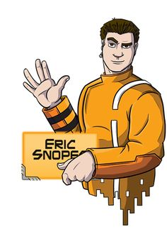 Updated Cast Image: Eric!  Much needed.