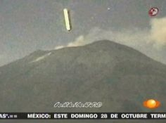 Ok guys Here is another cool pic of an Strange object flying of what appears inside the Popocatépetl Volcano October 2012 in Mexico!