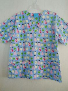 a52846a5968 The Scrub Co. size XL scrub top Worn Once #fashion #clothing #shoes
