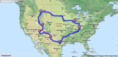 """Go West"" vacation sometime!  Highlights include: Mammoth Cave in Kentucky, Sea World in San Antonio, Carlsbad Caverns in New Mexico, Arches Park in Moab, UT, Grand Canyon near Flagstaff, AZ then Yellowstone and Grand Tetons near Gardiner, MT!"