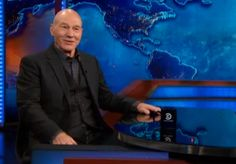 """Must-see morning clip: Patrick Stewart slams Rand Paul and others as comedians with """"bad script writers"""""""