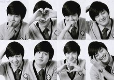 Let's be honest here. Kim Bum is one of the most adorable human beings to ever touch this earth.