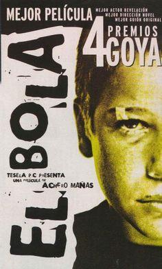 El Bola ou l'enfance en urgence - Décryptage d'affiche de films