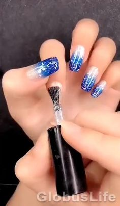 Nagellack Design, Nagellack Trends, Cute Acrylic Nails, Gel Nails, Nail Polish, Coffin Nails, Pink Nails, Nail Art Designs Videos, Nail Art Videos