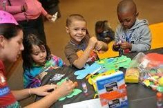 Saturday Drop-in Crafts for Children and Families Johnston, RI #Kids #Events