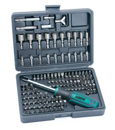 LOWEST EVER AMAZON PRICE Mannesmann Bit and Socket Set (122 Pieces) NOW £12.61 delivered