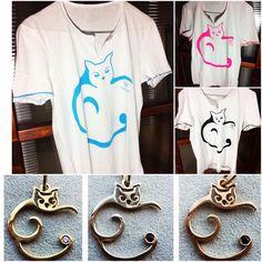 """Mi piace"": 12, commenti: 1 - SJFCompany (@sjfcompany) su Instagram: ""THE YEAR OF THE CAT - Tee&Precious - New arrivals preview #sjfcompany #orocrea #sjfcompanyjewelry…"""