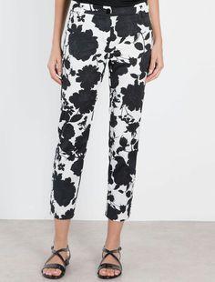 MARELLA - Collezione P/E 2016 - pantaloni stampati