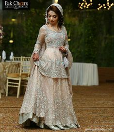 Select the best fashion wear in Pakistan. PakCheers providing full bridal wear, formal wear and casual wear vendor list. Bridal Mehndi Dresses, Indian Wedding Gowns, Walima Dress, Indian Bridal Lehenga, Pakistani Wedding Dresses, Bridal Wedding Dresses, Bridal Outfits, Indian Dresses, Pakistani Suits