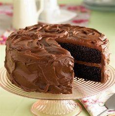 Creamy Chocolate Coconut Pie Drizzled with Fudge Sauce Gluten Free Treats, Gluten Free Desserts, Dairy Free Recipes, Vegan Desserts, Easy Desserts, Real Food Recipes, Delicious Desserts, Cake Recipes, Dessert Recipes