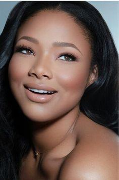 Beautiful makeup anita Marshall