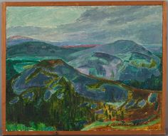 Scandinavian Paintings, Helsinki, Finland, Norway, Sweden, Cool Art, Artworks, Landscapes, Auction