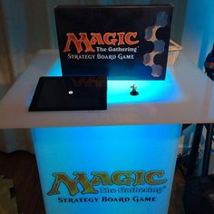 magic strategy board