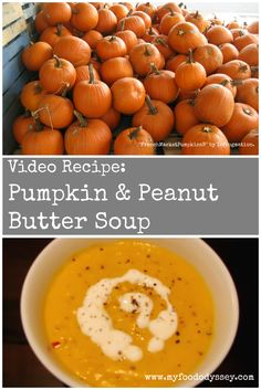 The peanut butter adds a creamy texture and delicious flavour. Perfect for these cold winter evenings. Pumpkin Soup, Pumpkin Recipes, Soup Recipes, Cooking Recipes, Peanut Butter Soup, Vegetarian Recipes Dinner, Dinner Recipes, Oven Roasted Chicken