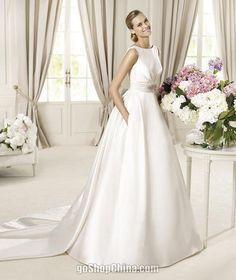 Best wedding dress shop sale best wedding dresses boat neck