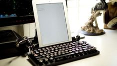 Qwerkywriter for iPad3