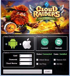 Cloud Raiders Hack, Cheats & Trainer http://www.cyberoos.com/cloud-raiders-hack-2/