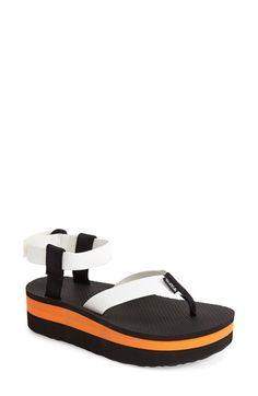 Teva 'Original' Flatform Sandal (Women) available at #Nordstrom