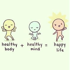 The Secret Of Healthy Body And Mind