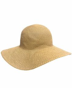 """soft and floppy"" hat"