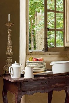 My Country Living — (via Pin by Linda Ervin on European Country...