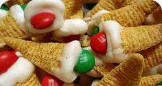 Γιορτινά Τριγωνάκια