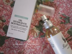 Cleansing Gel biostimulating Line Biancolatte by Tuscany Farm Florence #beauty #gel #cleansing #biostimulating