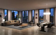 For more information, please email George L. Rosario at George.Rosario@coldwellbanker.com #glrosario 160 East 22nd Street 15e - 15e , New York, NY  10010 - Priced at $2,749,990.