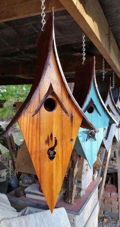 Bird House Plans 493214596694701407 - Woodworking Supplies Source by yvanmelvin Decorative Bird Houses, Bird Houses Painted, Bird Houses Diy, Bird House Plans, Bird House Kits, Woodworking Supplies, Diy Woodworking, Woodworking Videos, Japanese Woodworking