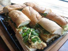 Philly Chicken Sandwich by Boštjan Cigan, via Flickr