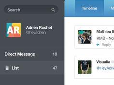 Twitter Web View