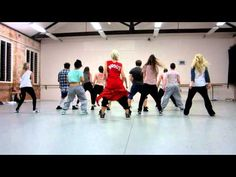 Birthday Cake Rihanna choreography by Jasmine Meakin (Mega Jam)