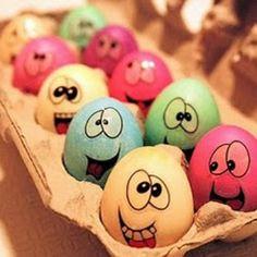 Ovos pintados