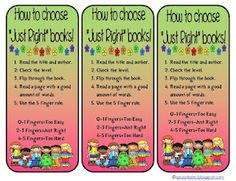Seusstastic Classroom Inspirations: FREE Daily 5 Bookmark