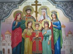 De familie werd door sommige zo geliefd en geëerd, dat ze als heiligen werden gezien.